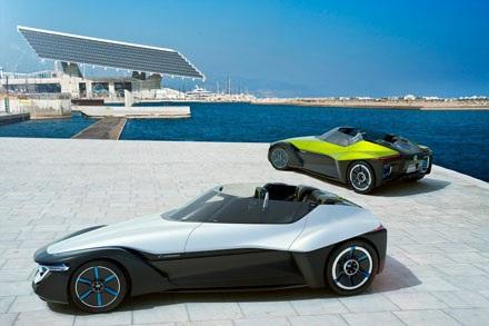 Nissan BladeGlider concept - Ấn tượng bất ngờ